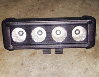 8 Inch Single Row 40 WATT LED Light Bar