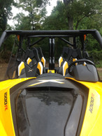 2013-2014 Can Am Maverick 1000 Max-4 Seater Triangle Snorkit