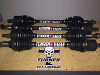 Turner Axles Eagle, Eagle 2, EVOs