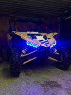 R&R LED LIGHTING YAMAHA YXZ HALO KIT