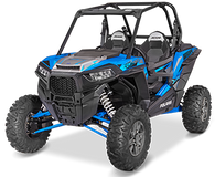 Polaris RZR XP Turbo 2016 - 2017 Demon HD Axles