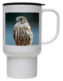 Falcon Polymer Plastic Travel Mug