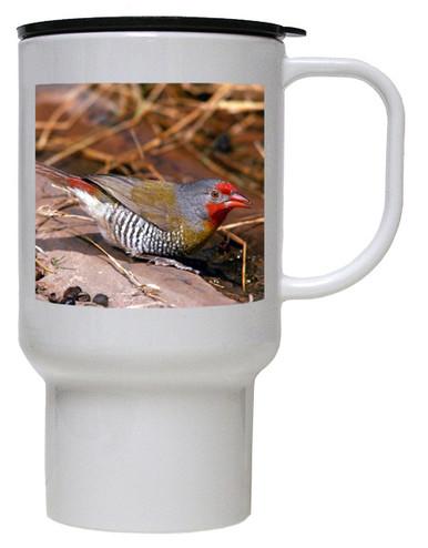 Finch Polymer Plastic Travel Mug