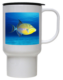 Triggerfish Polymer Plastic Travel Mug