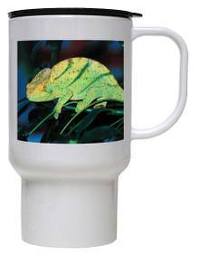 Chameleon Polymer Plastic Travel Mug