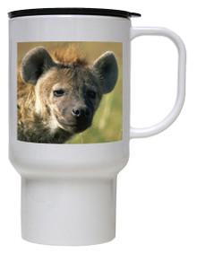 Hyena Polymer Plastic Travel Mug
