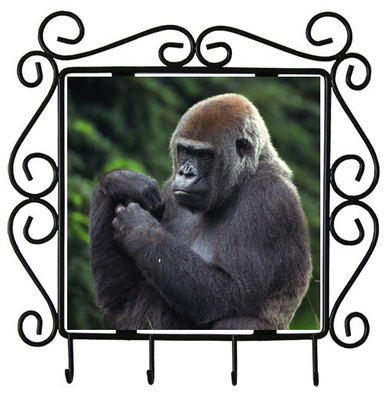 Gorilla Metal Key Holder