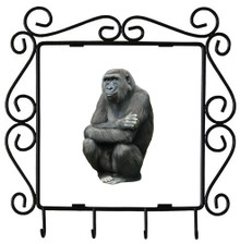 Gorilla Metal Key Holder
