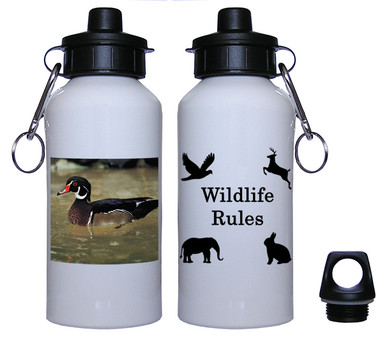 Duck Aluminum Water Bottle