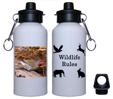 Finch Aluminum Water Bottle