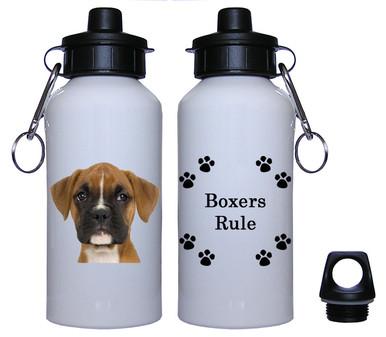 Boxer Aluminum Water Bottle