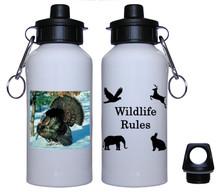 Turkey Aluminum Water Bottle