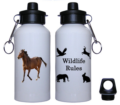 Arabian Aluminum Water Bottle