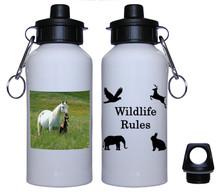 Horse Aluminum Water Bottle
