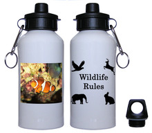 Clownfish Aluminum Water Bottle