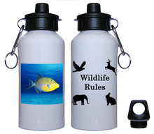 Triggerfish Aluminum Water Bottle