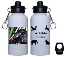 Mangrove Snake Aluminum Water Bottle