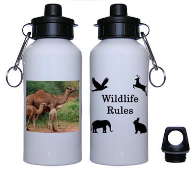 Camel Aluminum Water Bottle