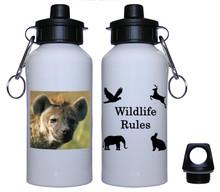 Hyena Aluminum Water Bottle