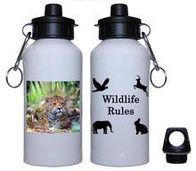 Jaguar Aluminum Water Bottle
