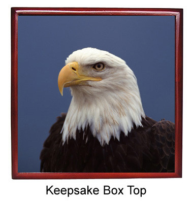 Eagle Keepsake Box