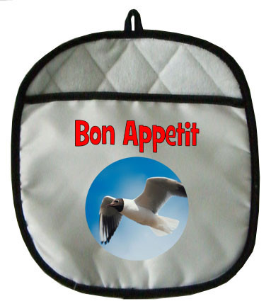 Black Headed Gull Pot Holder
