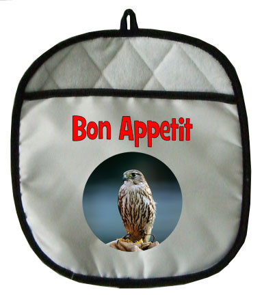 Falcon Pot Holder