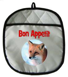 Fox Pot Holder
