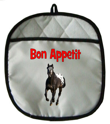Appaloosa Pot Holder