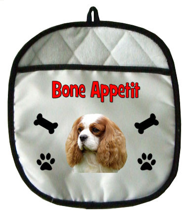 Cavalier King Charles Pot Holder
