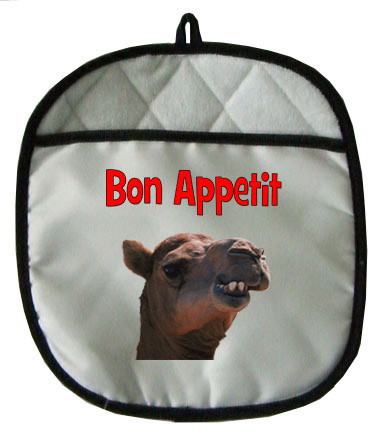 Camel Pot Holder