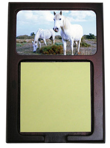 Camargue Wooden Sticky Note Holder