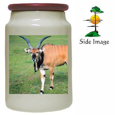 Eland Canister Jar