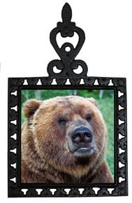 Bear Iron Trivet