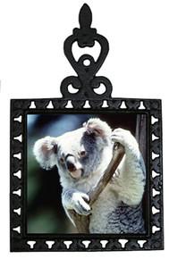 Koala Bear Iron Trivet