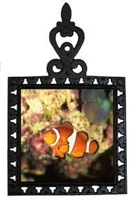 Clownfish Iron Trivet