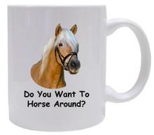 Horse Around: Mug