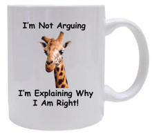 I Am Right: Mug