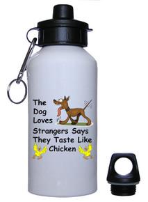 Tastes Like Chicken: Water Bottle
