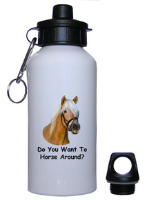 Horse Around: Water Bottle