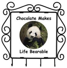 Life Bearable: Metal Key Holder