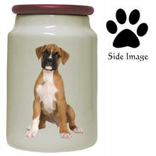 Boxer Canister Jar