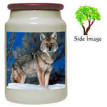 Coyote Canister Jar