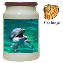 Dolphin Canister Jar