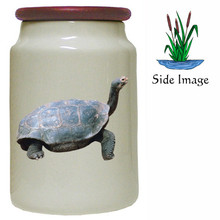 Turtle Canister Jar