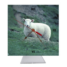 Sheep Desk Clock