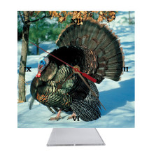 Turkey Desk Clock