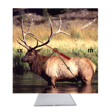Elk Desk Clock
