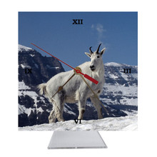 Mountain Goat Desk Clock