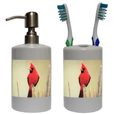 Cardinal Bathroom Set